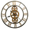 Howard Miller Crosby 625-517 : Wall Clocks Oversized