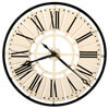 Howard Miller Pierre 625-546 : Wall Clocks Oversized