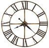 Howard Miller Wingate 625-566 : Wall Clocks Oversized