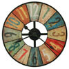 Howard Miller Grange Hall 625-575 : Wall Clocks Oversized