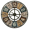 Howard Miller Prairie Ridge 625-580 : Wall Clocks Oversized