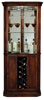 Howard Miller Piedmont 690-000 : Curio Display Cabinets Wine & Bar