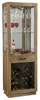 Howard Miller Sienna Bay 690-030 : Curio Display Cabinets Wine & Bar